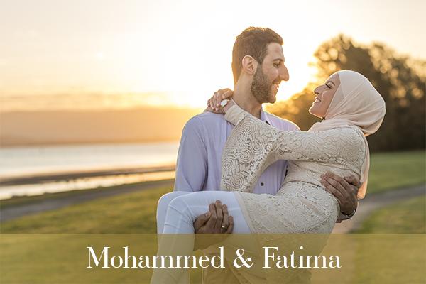 Wollongong - Fatima & Mohammed