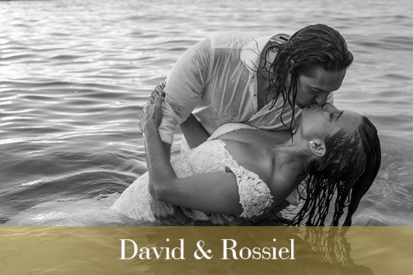 Vaucluse - Rossiel & David (Trash the dress)