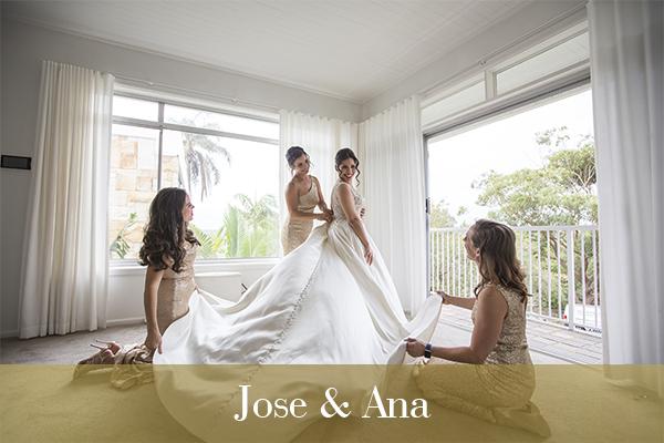 Dunbar House -Ana & Jose videography