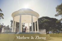 Matthew & Zheng – Marigold Chinese Restaurant