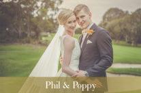 Poppy & Phil – Monash Country Club