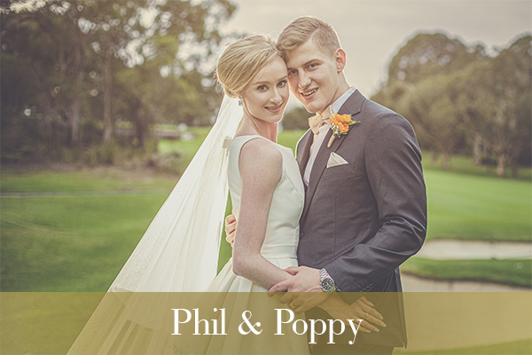 Monash Country Club - Poppy & Phil