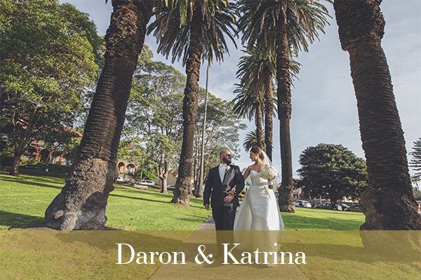 Aqua Luna - Katrina & Daron