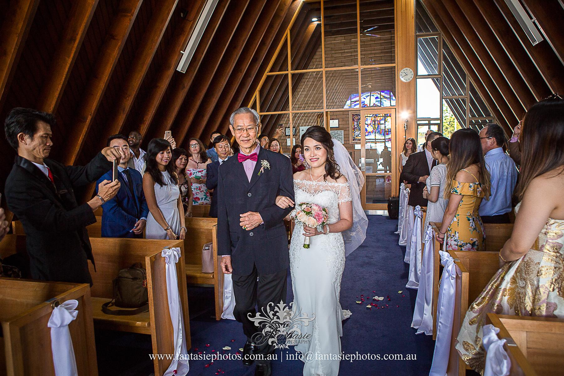 Wedding Photography Little Bay Chapel | Fantasie Photography