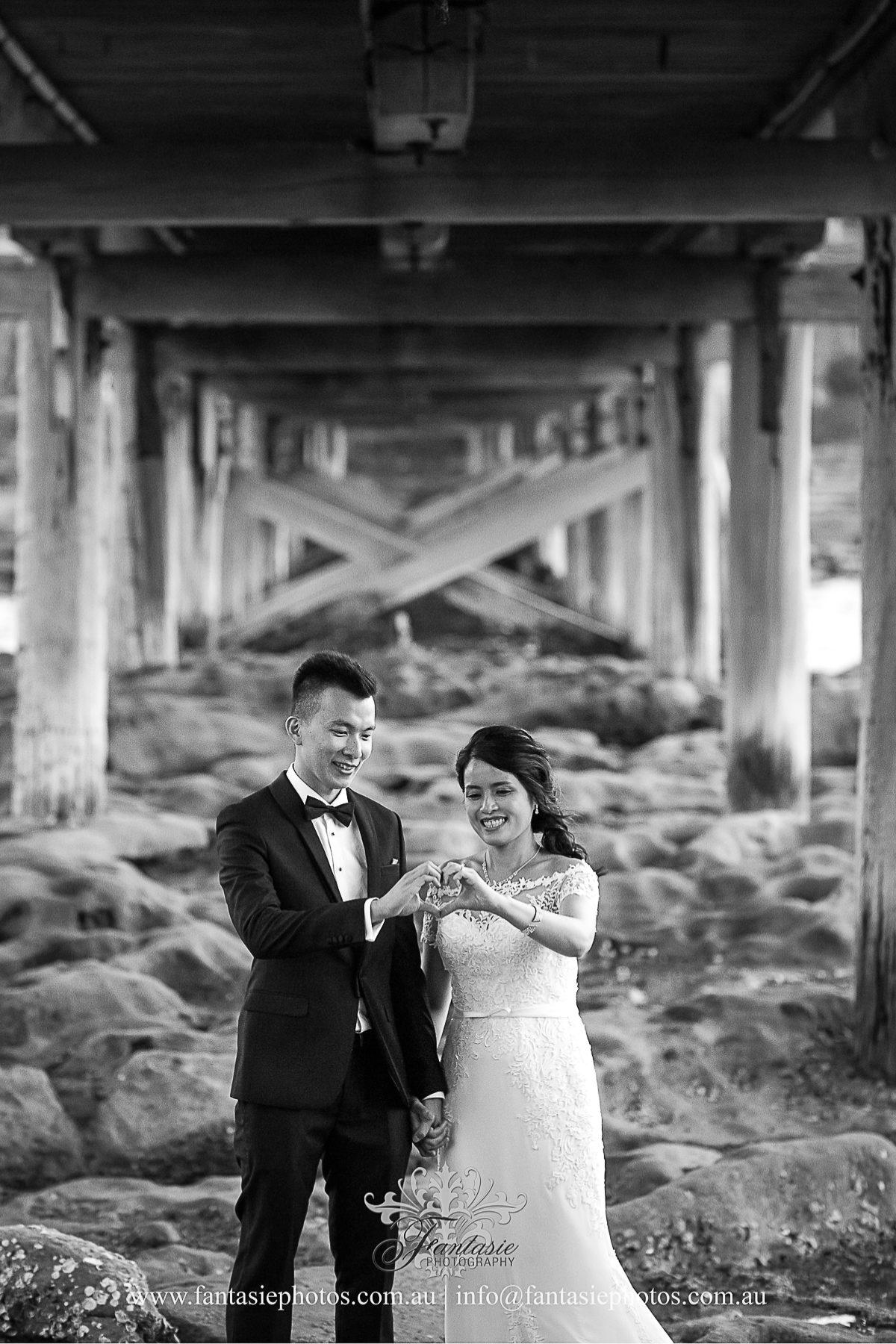 Wedding Photography La Perouse | Fantasie Photography