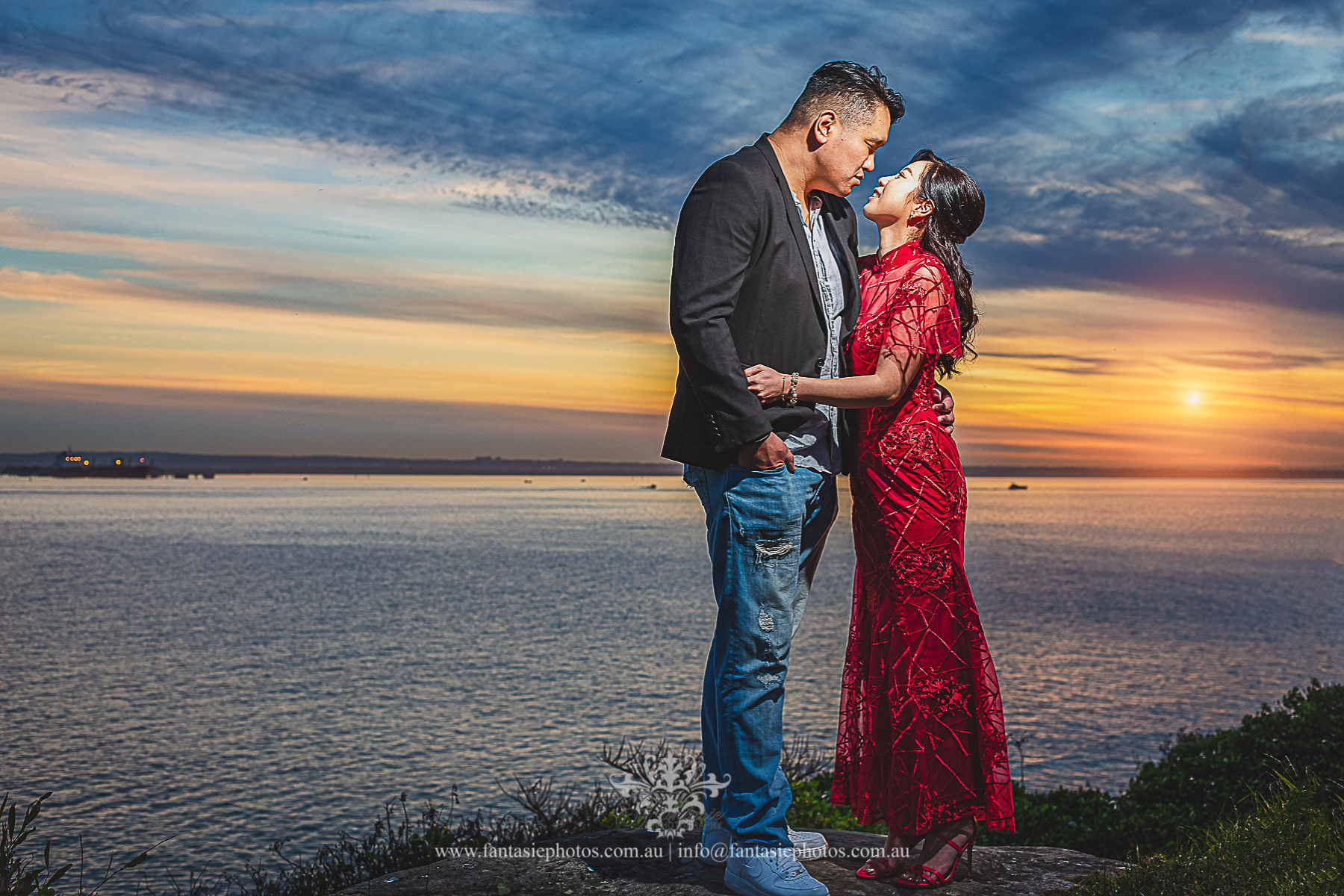 Prewedding Photography La Perouse   Fantasie Photography
