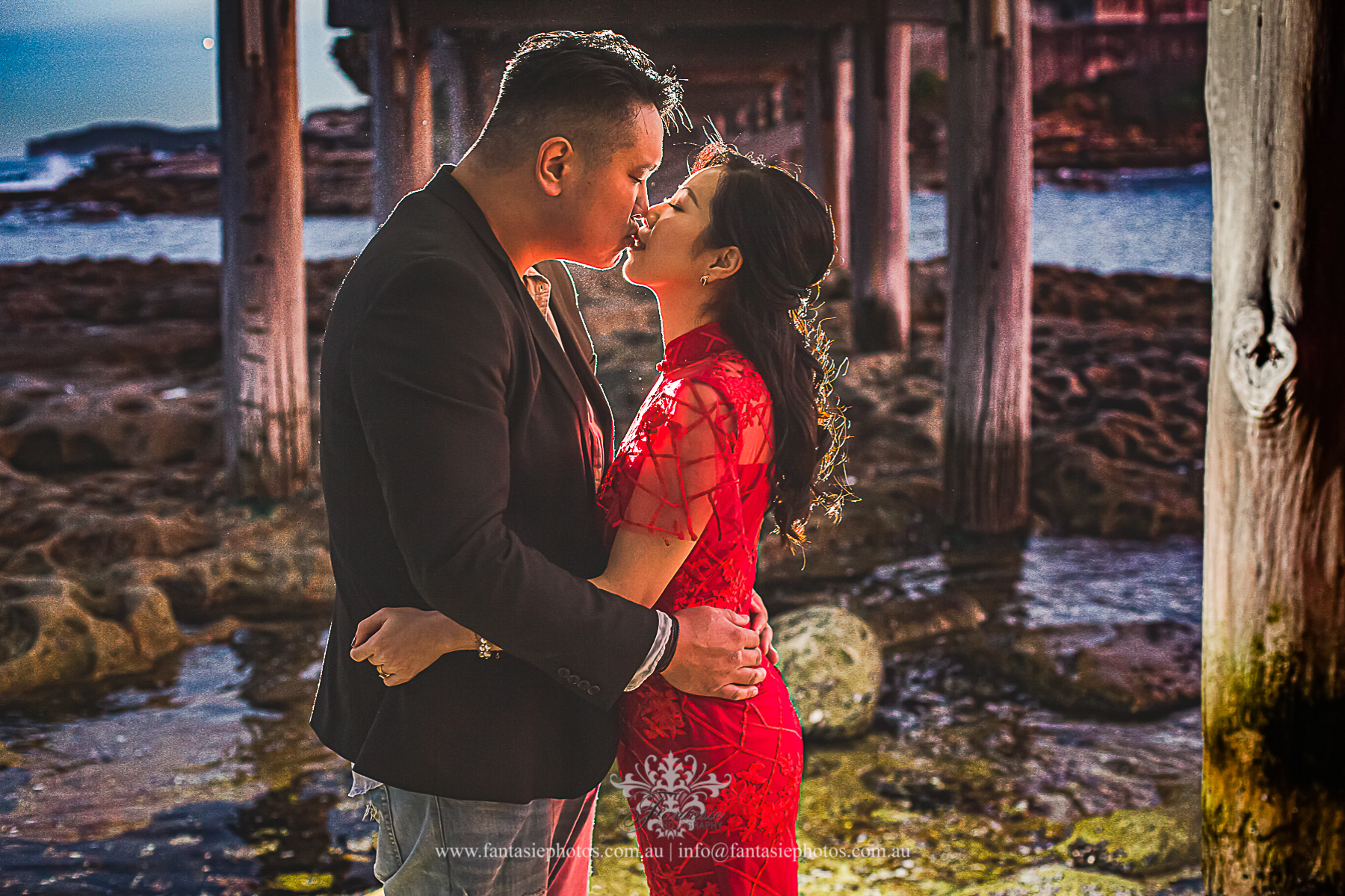 Prewedding Photography La Perouse | Fantasie Photography