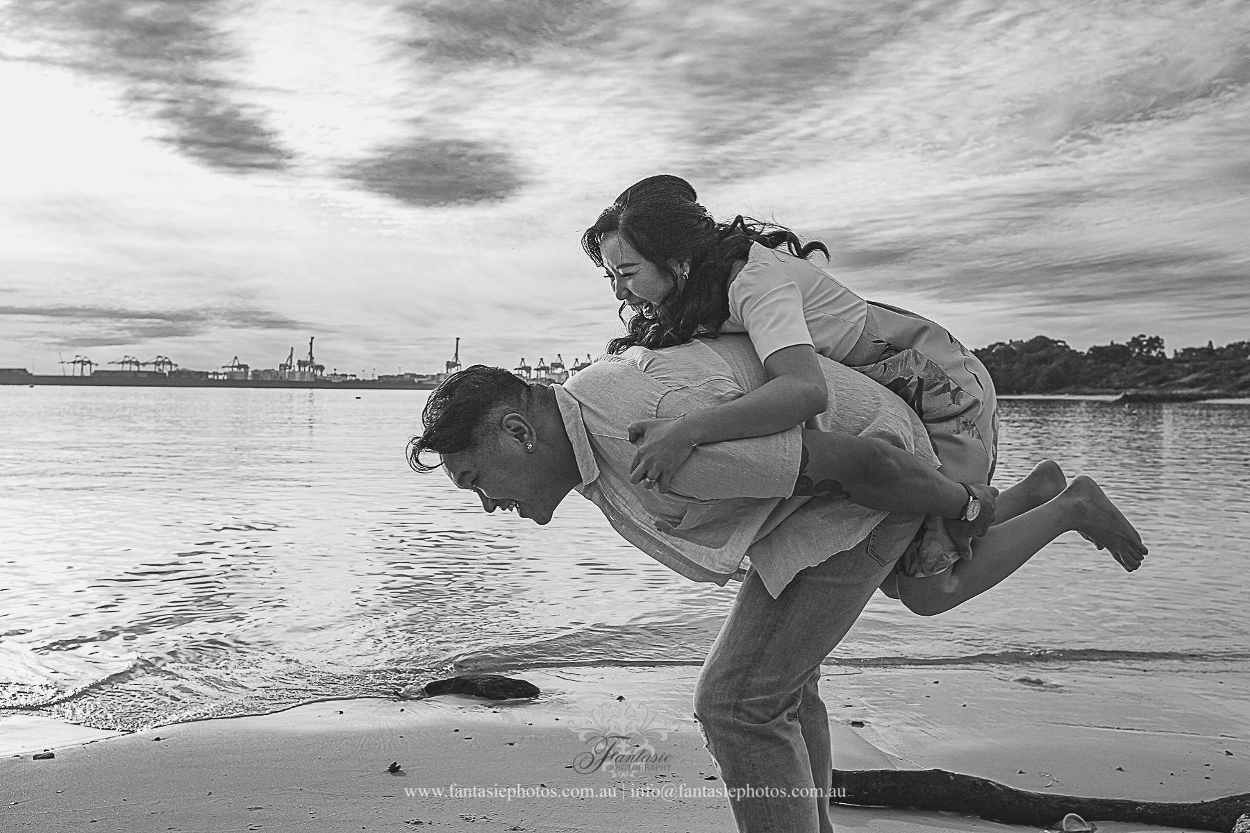 Prewedding Photography La Perouse | Fantasie Photography