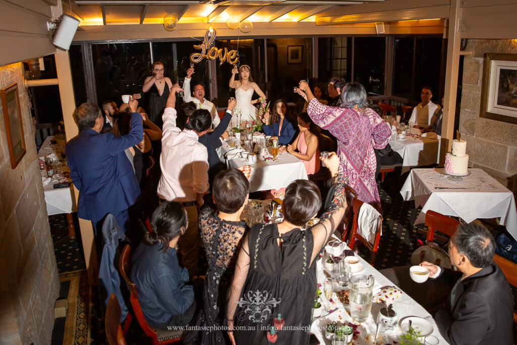 Wedding Photography Banjo Paterson Park and Restaurant | Fantasie Photography