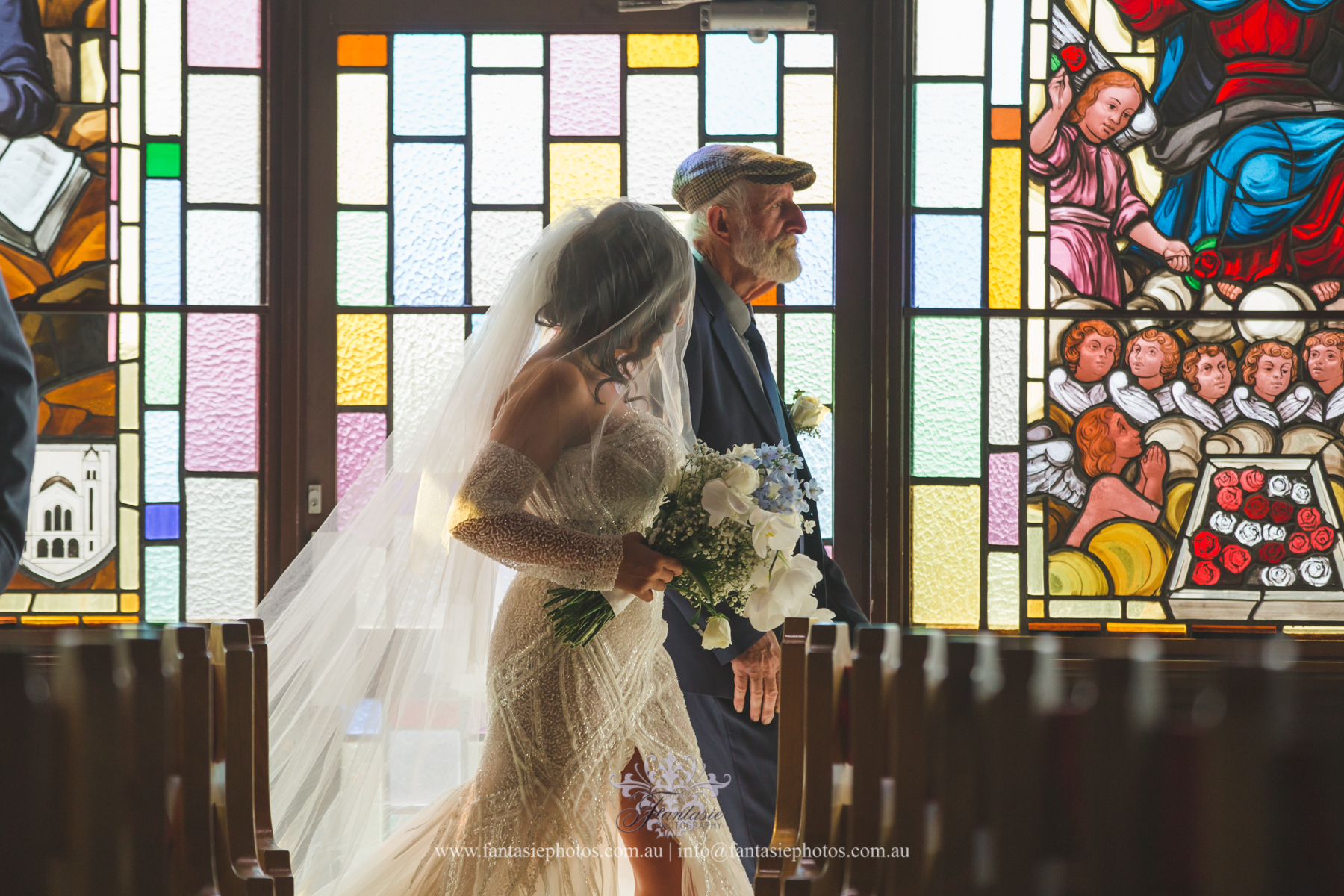 Wedding Photography Our Lady of Lebanon Co-Cathedral | Fantasie Photography