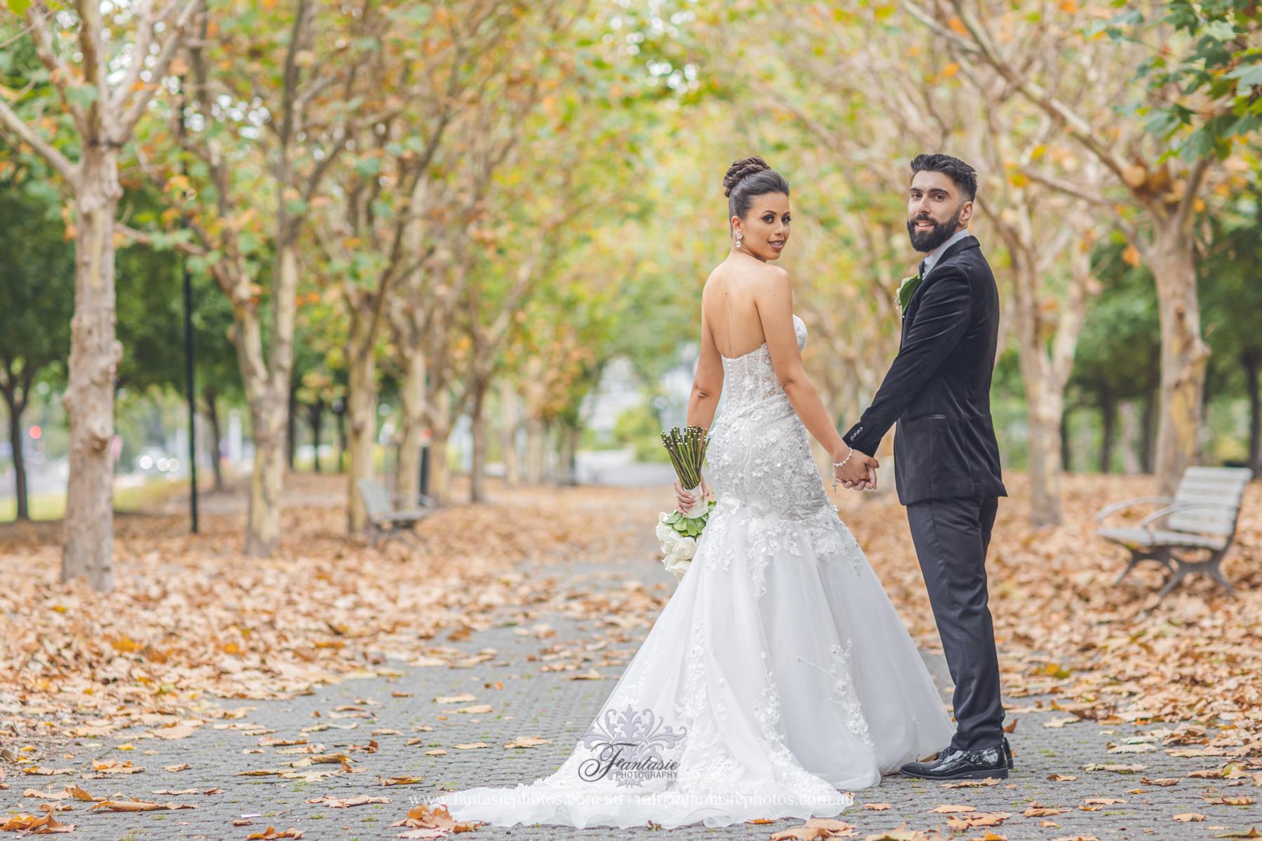 Wedding Photography Waterview Bicentennial Park | Fantasie Photography