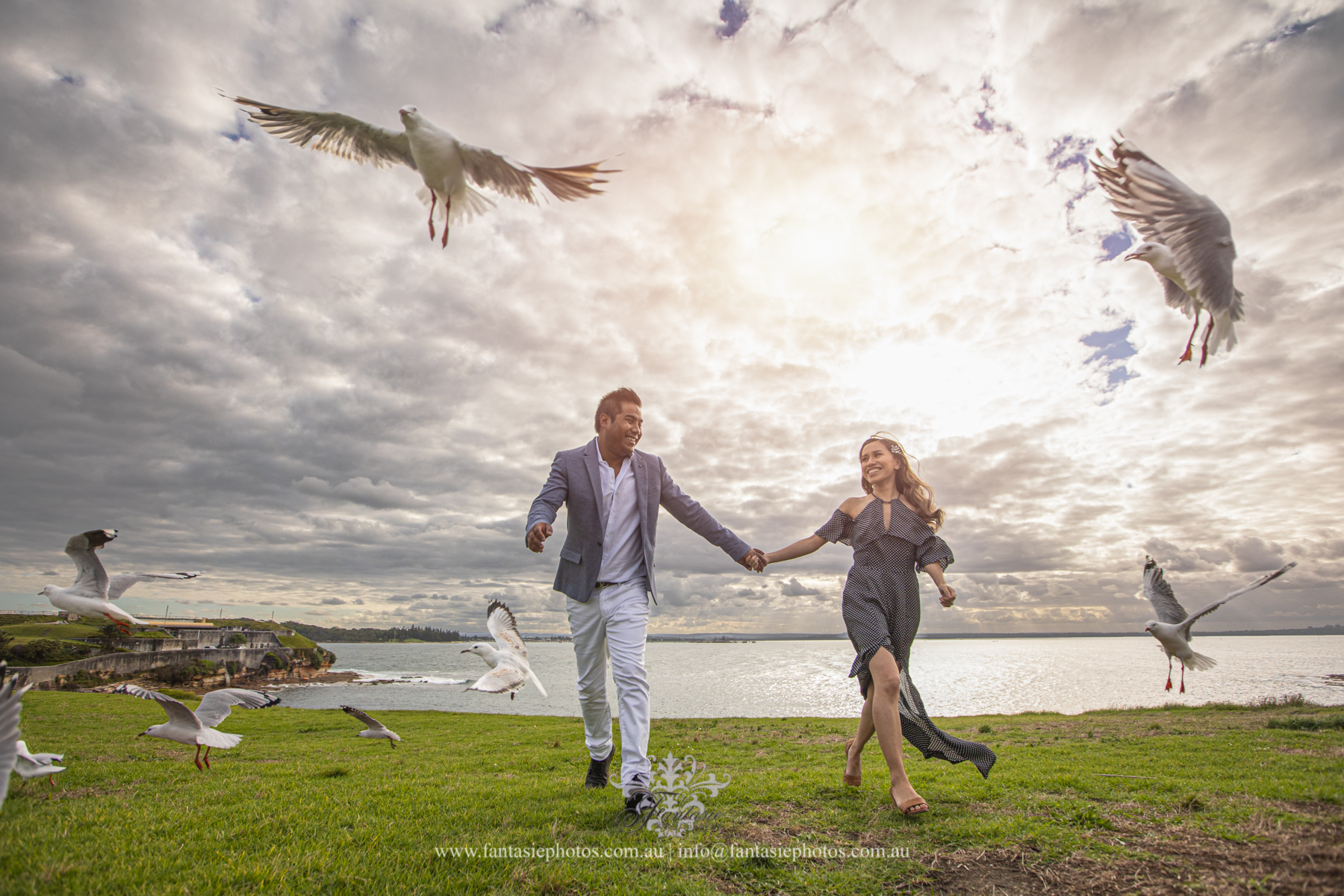 Wedding Photography La Perouse | Fantasie Photography