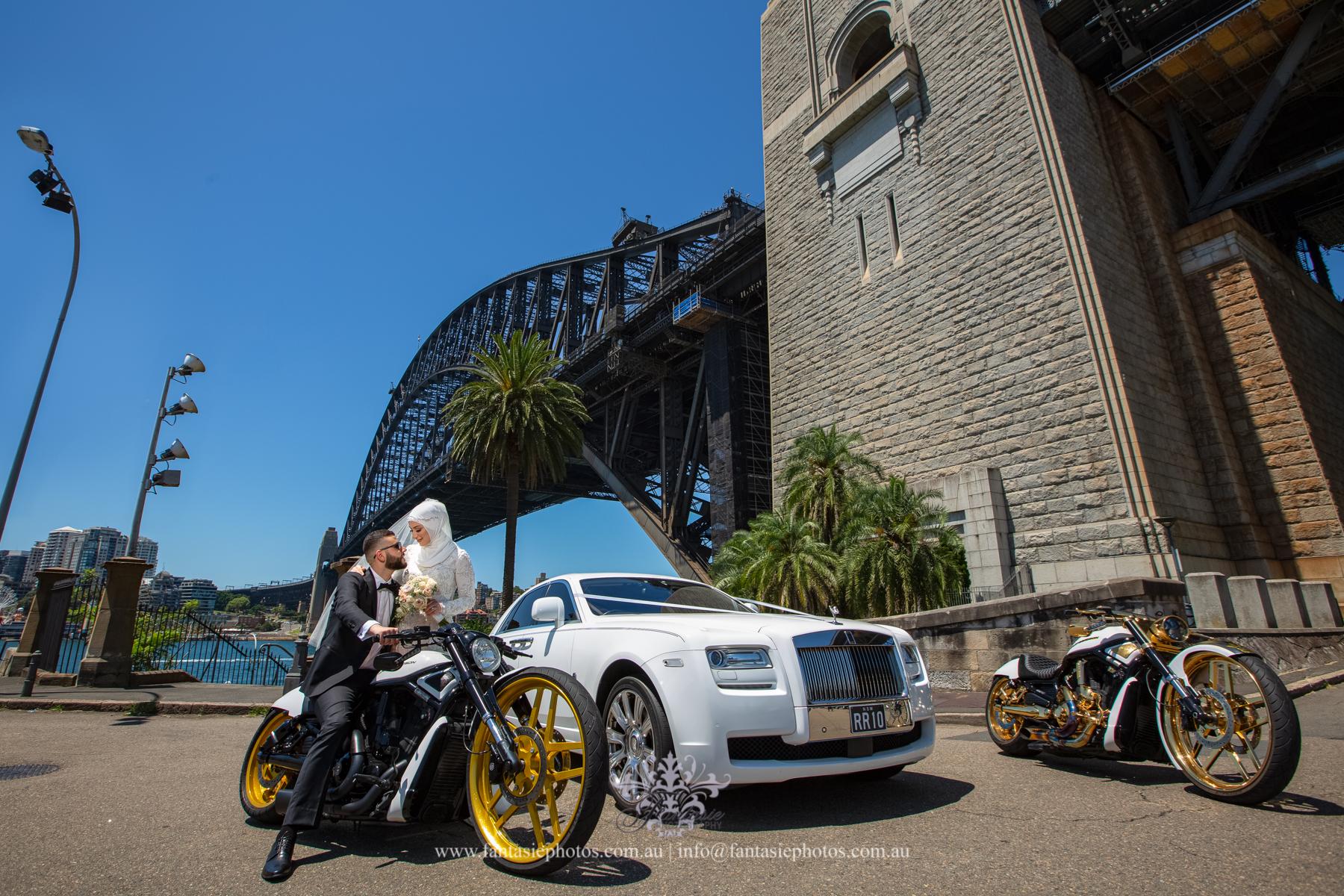Wedding Photography Sydney The Rocks | Fantasie Photography