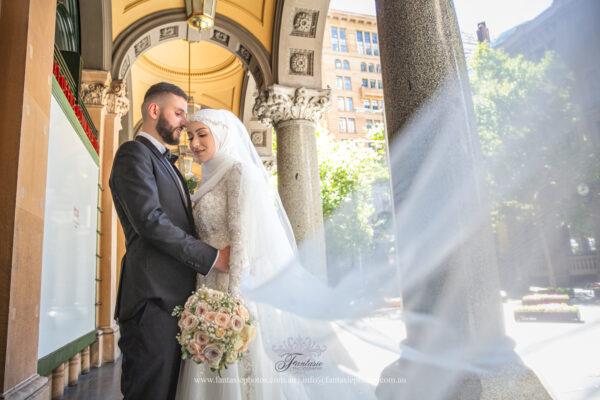 Wedding Photography Sydney Martin Place   Fantasie Photography