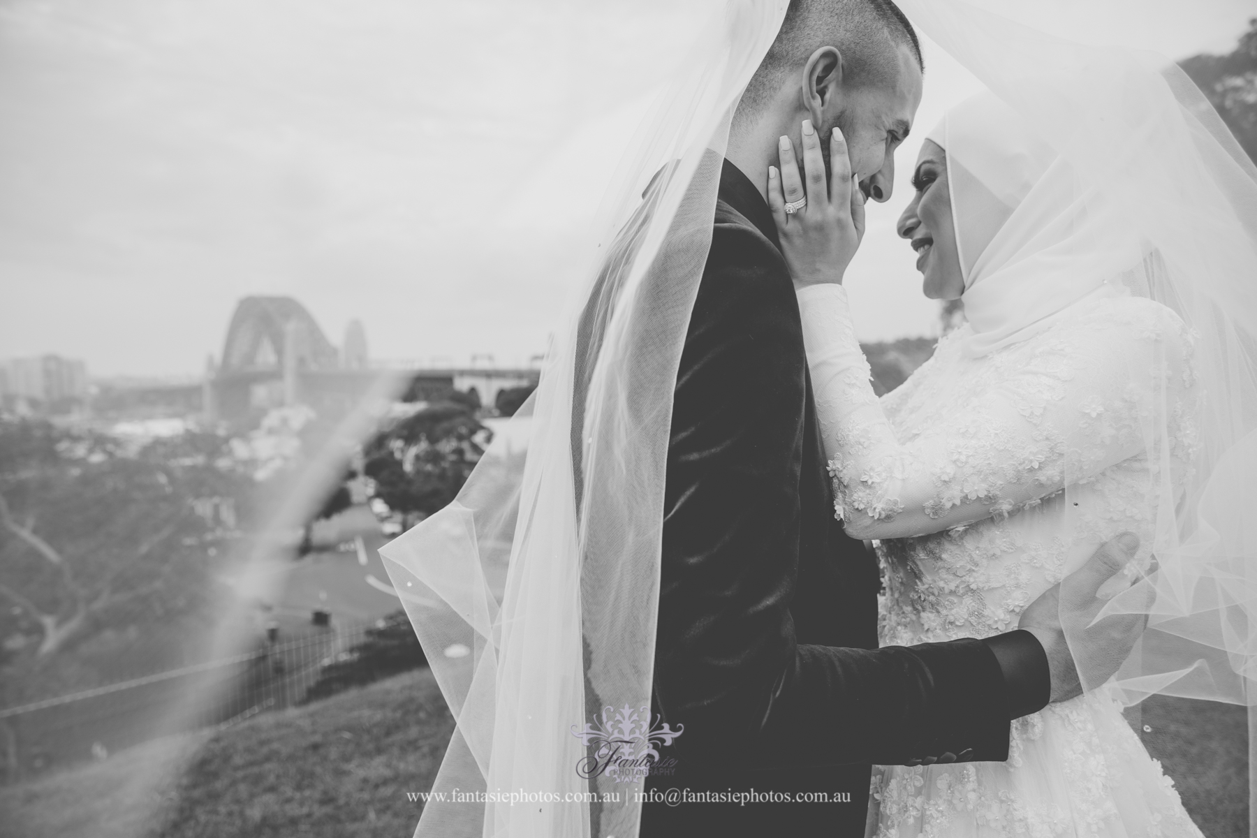 Wedding Photography Observatory Hills | Fantasie Photography