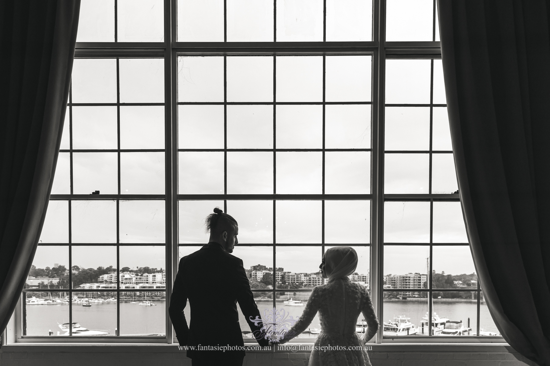 Wedding Photography Birkenhead Point | Fantasie Photography