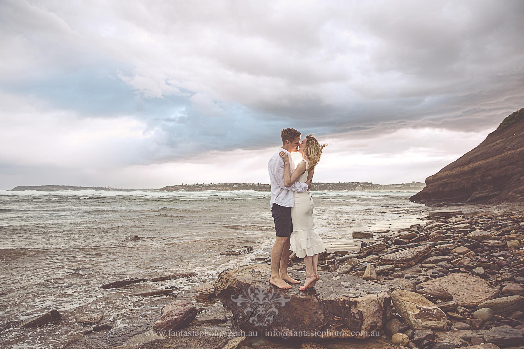 Prewedding Photography Long Reef | Fantasie Photography