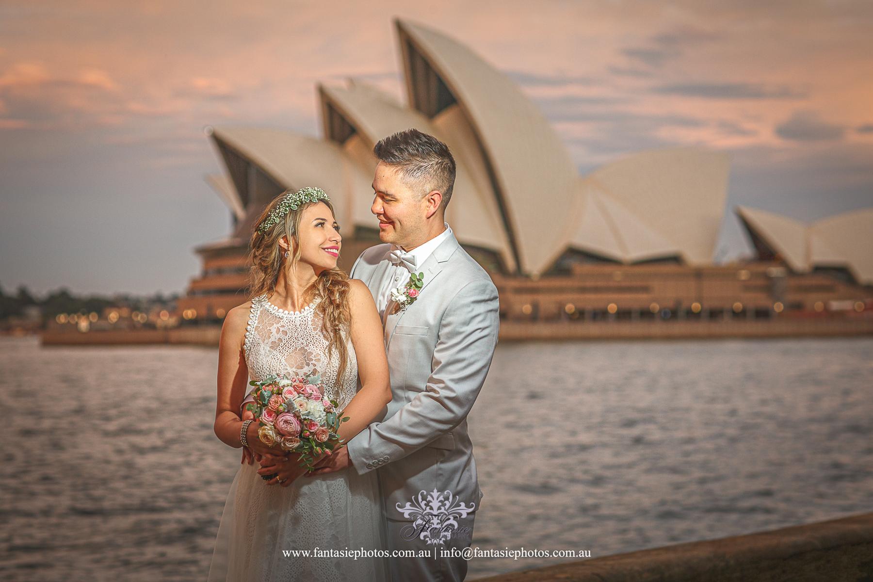 Wedding Photography The Rocks Sydney | Fantasie Photography